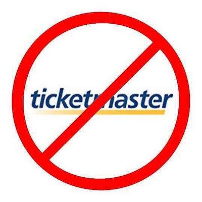 Ticketmaster Is Ruining Lives