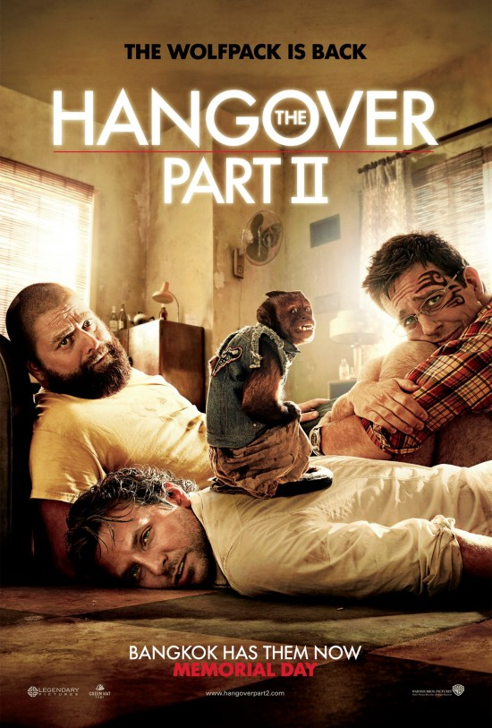 Sequels & The Hangover 2