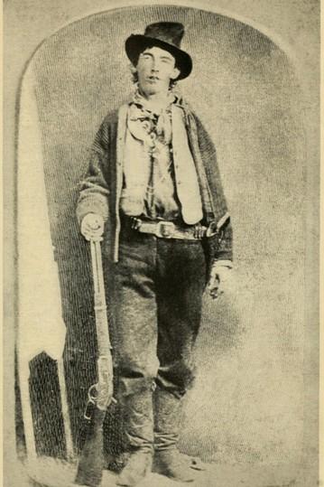 Billy the Kid is Worth $2.3 million