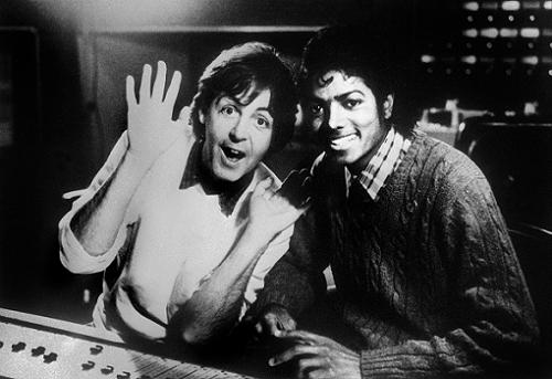 McCartney and Jackson