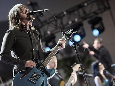 Dave Grohl Is The Best Front Man Of My Generation