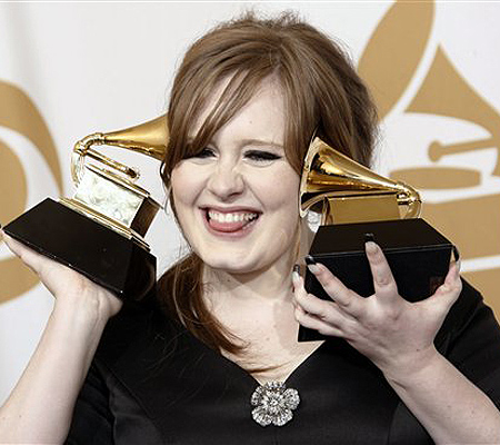 Spoiler Alert: Adele Is Going To Clean Up At The Grammys