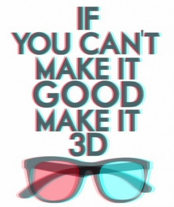 3D – What's It All Worth?