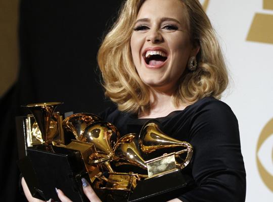 Music's Biggest Night: 2012