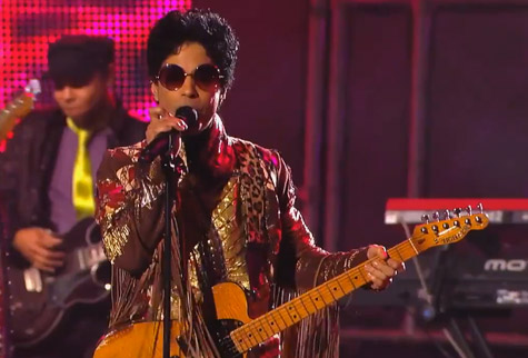 New Music From Prince!