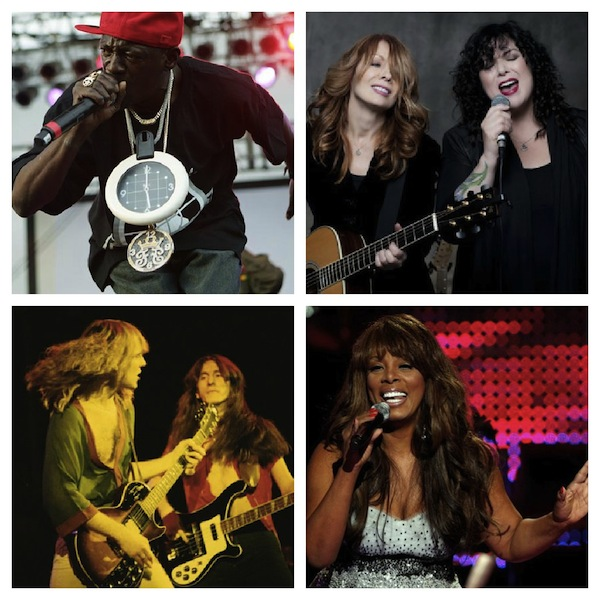 Rock & Roll Hall Of Fame Class Of 2013