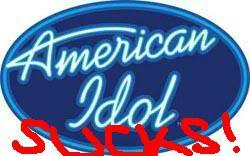 american idol sucks