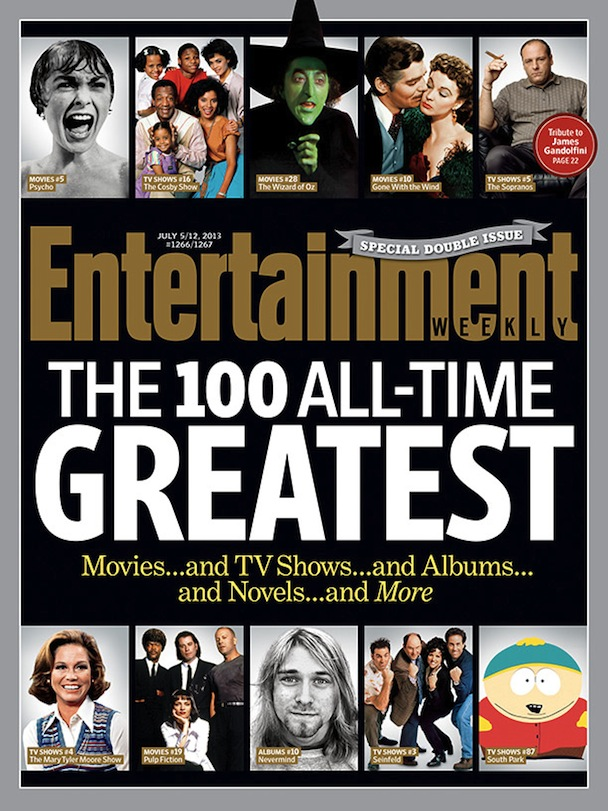 100 All-Time Greatest