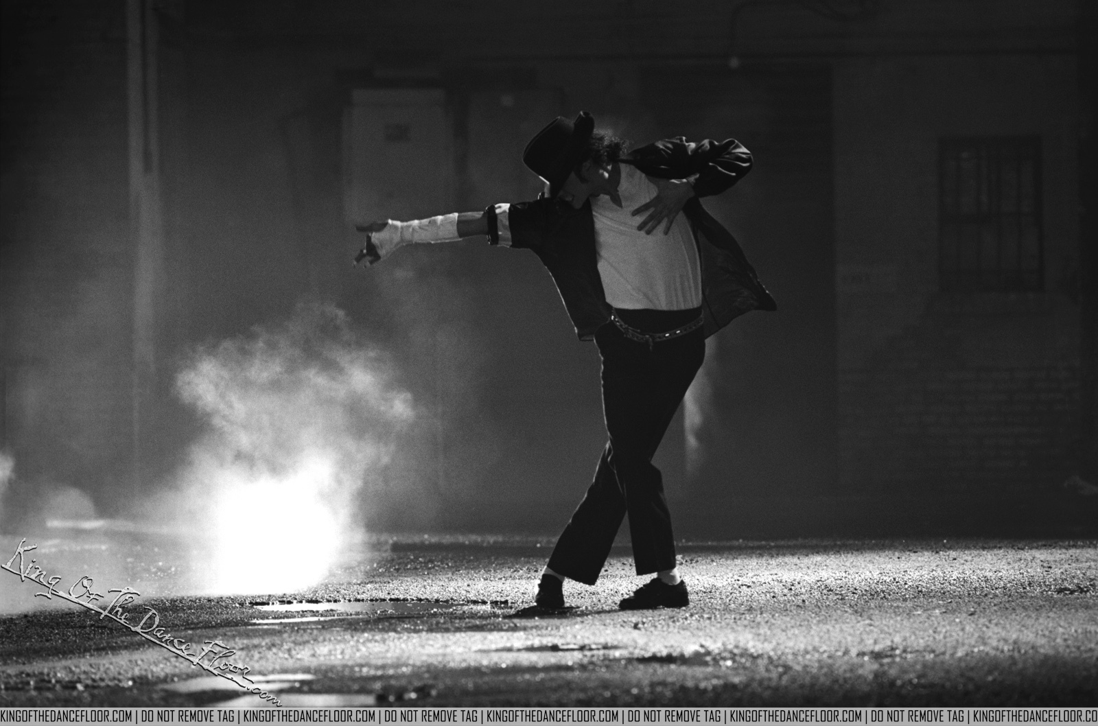 Happy Birthday to the King of Pop