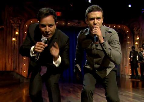Jimmy Fallon & Justin Timberlake: The Best Comedic Duo of My Generation