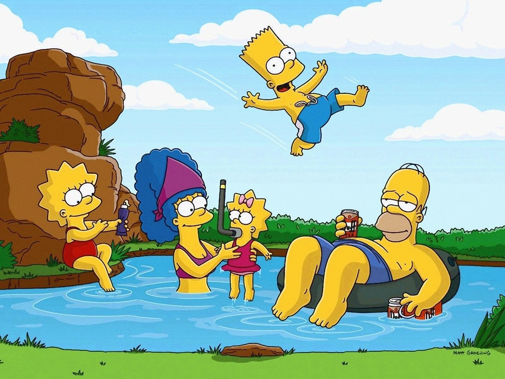The Simpsons Dynasty