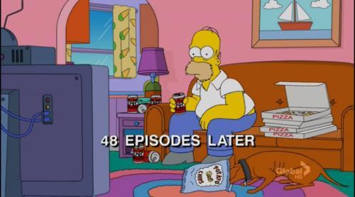 The $750 Million Simpsons Marathon