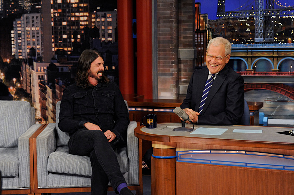 Dave Grohl is Taking Over the World