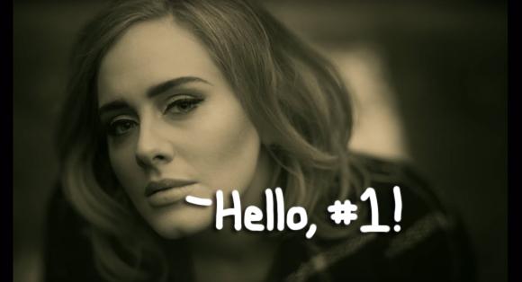 Adele Makes History Again