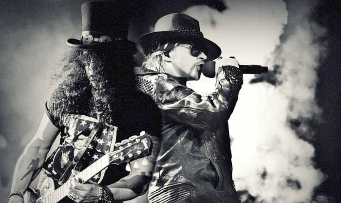 Guns N' Roses: Not In This Lifetime!