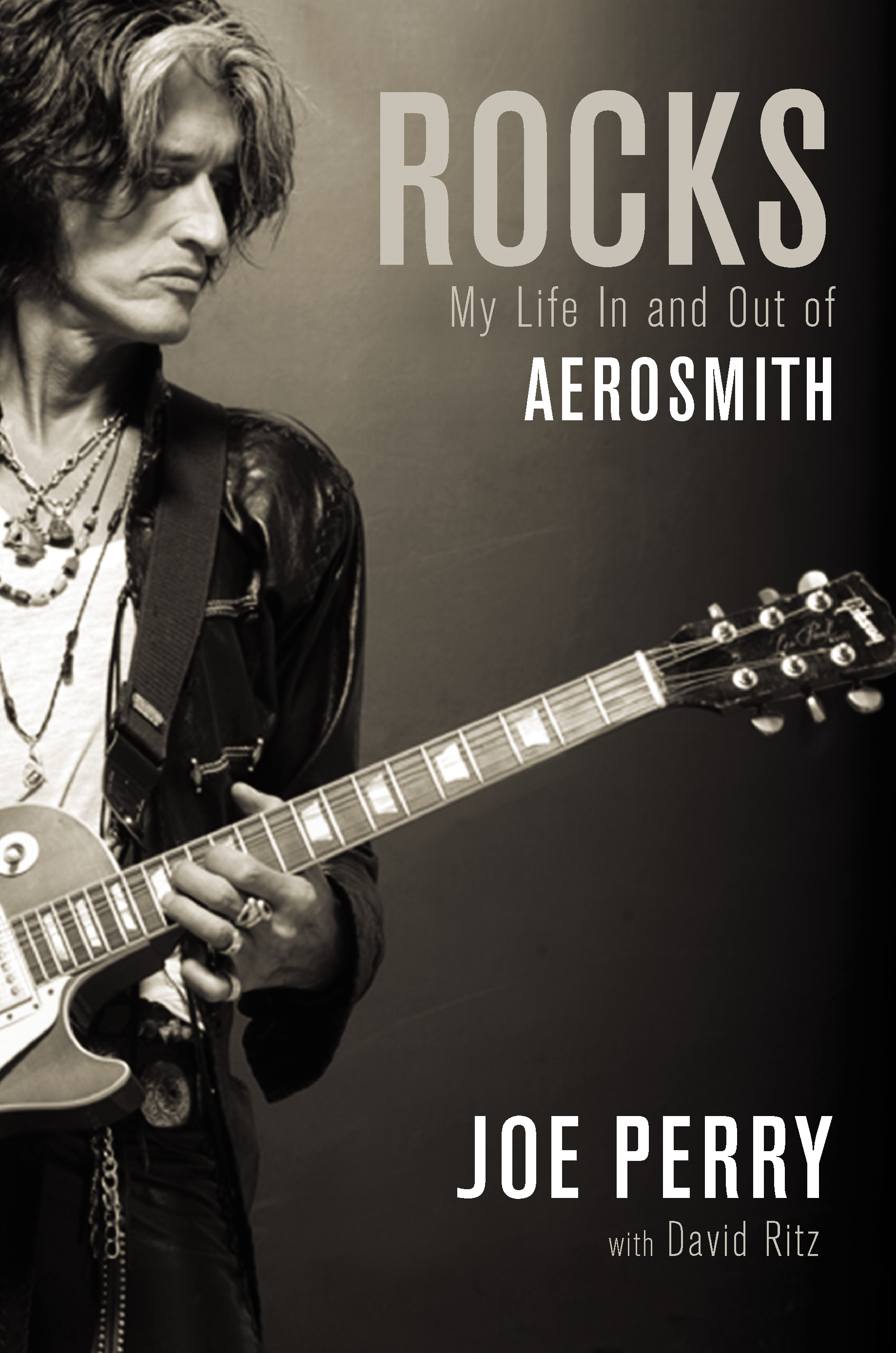 """15 Things I Learned From Joe Perry's """"Rocks"""""""