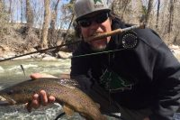 The Life of a Fly Fisherman's Girlfriend