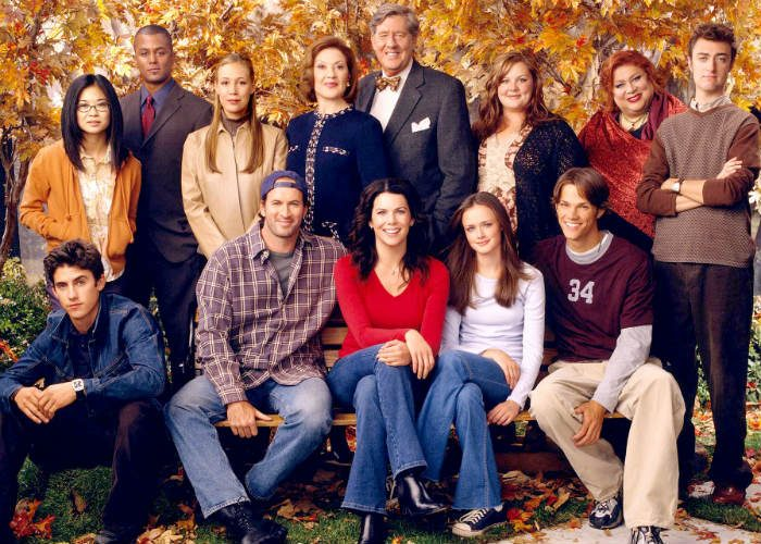 For Carly: Gilmore Girls