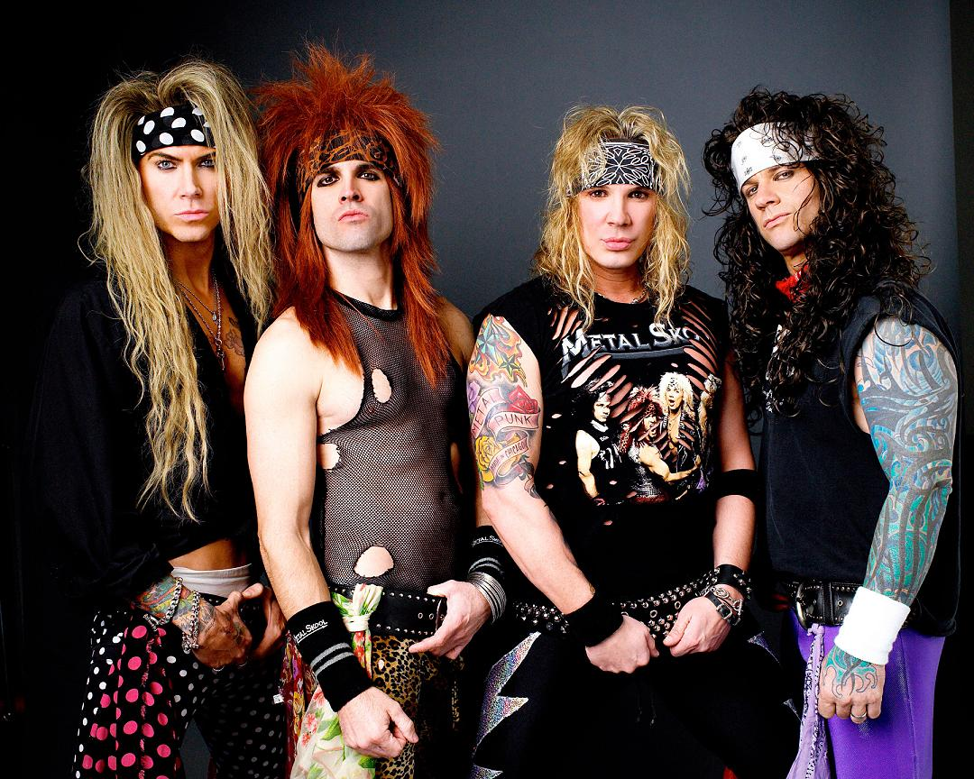 Steel Panther Is A Little Soft