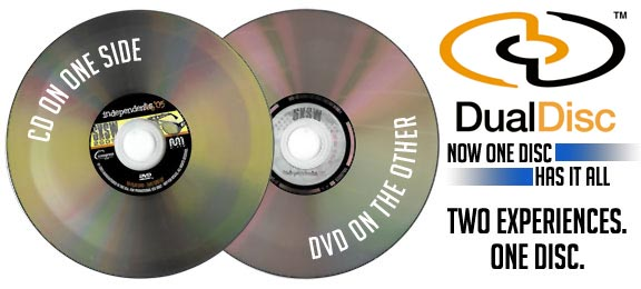 What Happened To DualDisc?