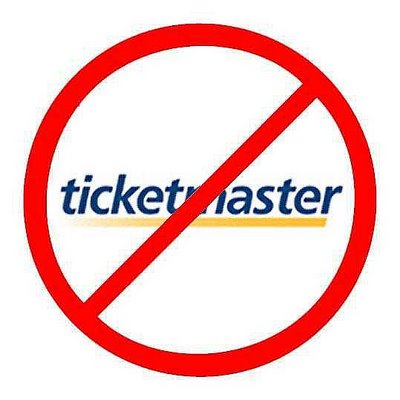 Ticketmaster Is Ruining Lives