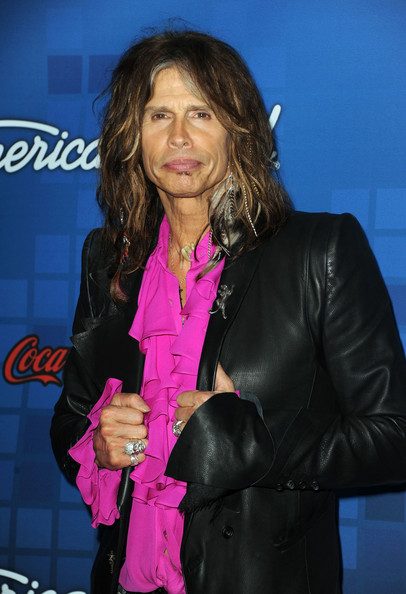Steven Tyler Is Having A Moment