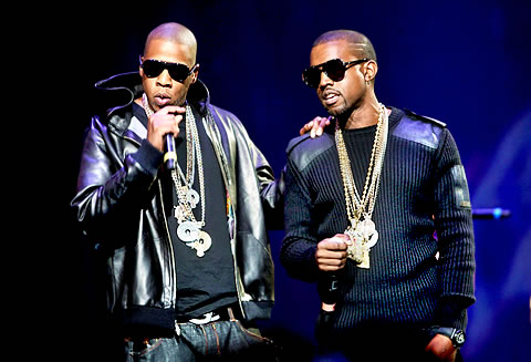 Jay-Z and Kanye West Join Forces