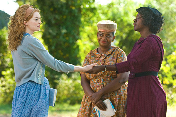 """The Help"" Brings Courage To The Big Screen"