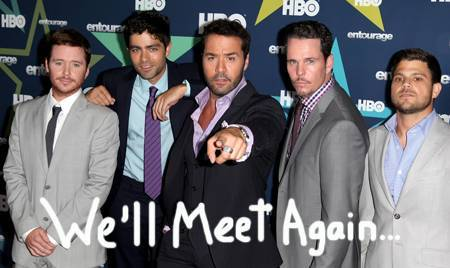 entourage says goodbye