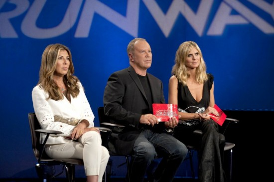 "Project Runway ""Snooze"""