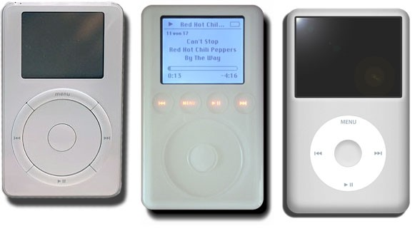Happy 10th Birthday iPod!