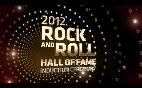 Better Late Than Never: Notes from the 2012 Rock & Roll Hall of Fame Induction Ceremony