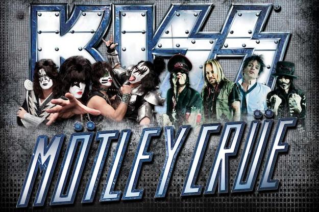 Kiss-Motley Crue