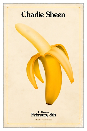 Charlie Sheen = A Banana?
