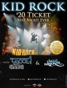 Kid Rock Best Night Ever