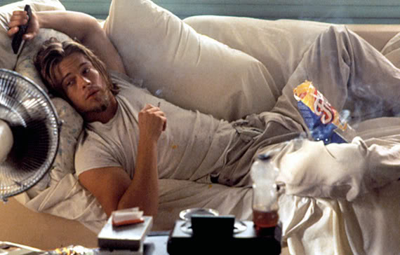 Brad Pitt True Romance