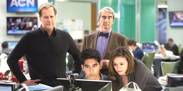 The Newsroom Kicks Off Season Two
