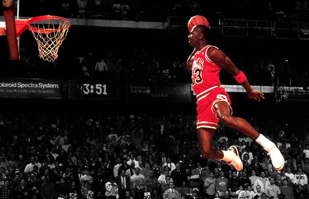 Really Michael Jordan?