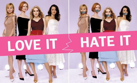 Carrie Bradshaw Backlash