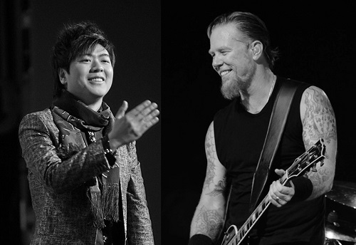 Metallica Gears Up for the Grammys