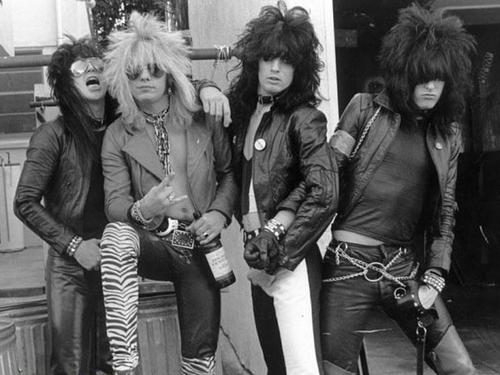 The Day Hair Metal Died (Sort Of)