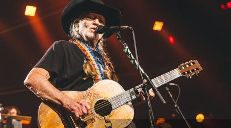 Congrats Willie Nelson!
