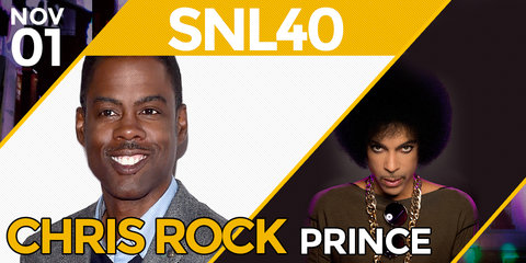 Chris Rock and Prince Light Up SNL