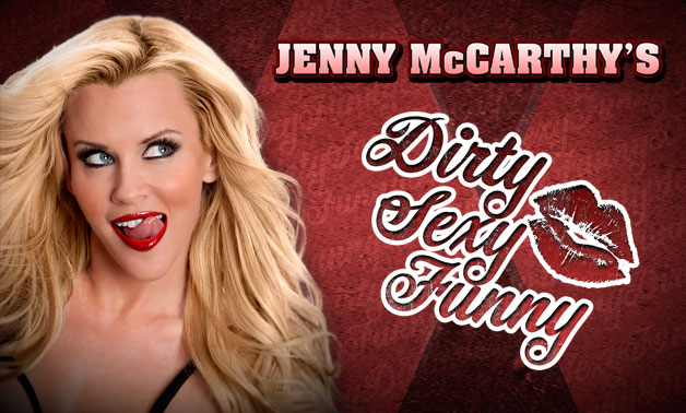 Jenny McCarthy: Dirty, Sexy, Funny & Misleading