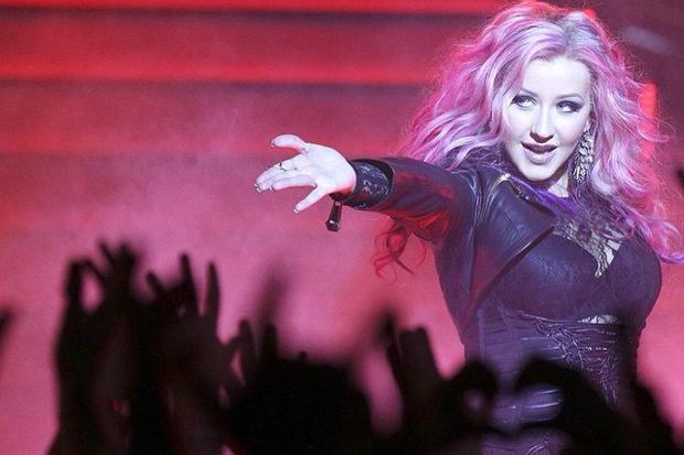 Christina Aguilera: Go Ahead and Call It a Comeback