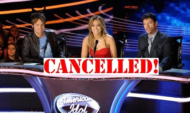 American Idol Gives Final Season Notice