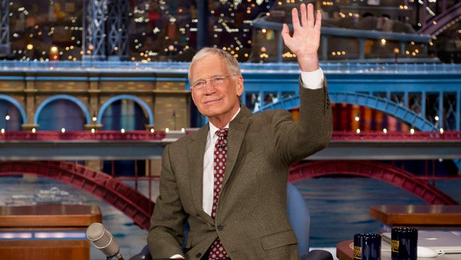 After Three Decades Letterman Will Take His Final Bow On May 20