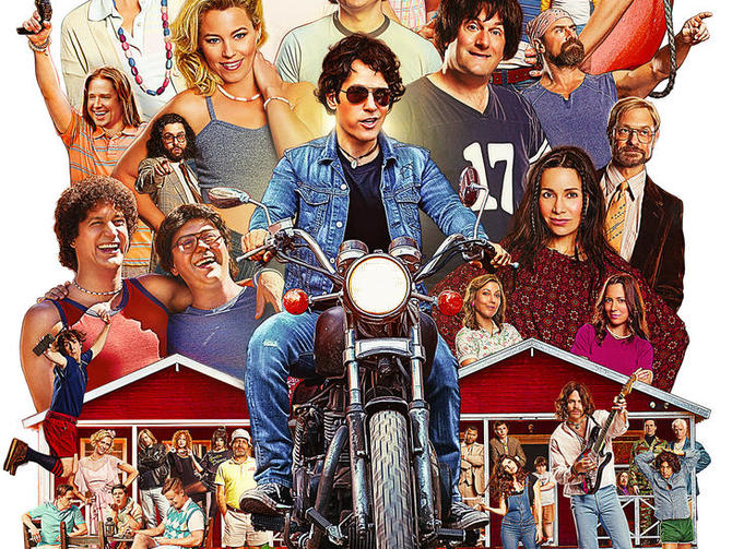 "Netflix Resurrects ""Wet Hot American Summer"""