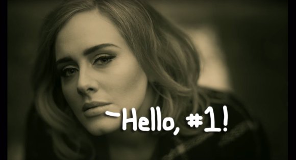 Adele Makes History Again
