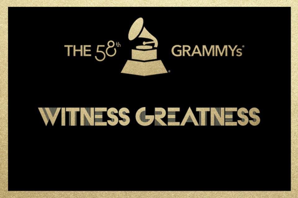 2016 Grammys